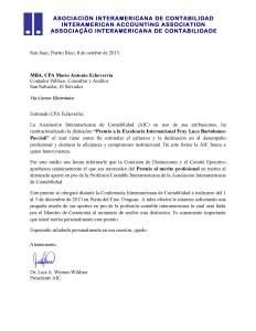 nota oficial comunicando Galardon Luca Paccioli_MEcheverria